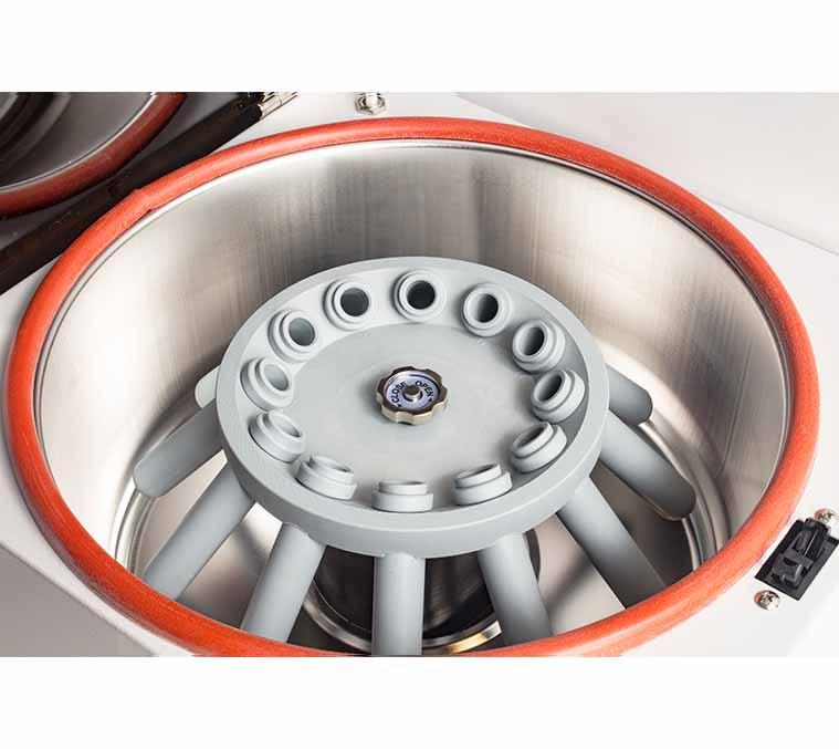Combo V24 Centrifuge-12-place-rotor