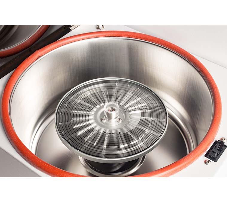 Combo V24 Centrifuge hematocrit rotor
