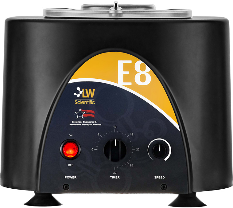 E8 Centrifuge: 6-Place Swing-Out